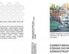"""Livro """"Comentários ao Novo Código do Procedimento Administrativo"""""""