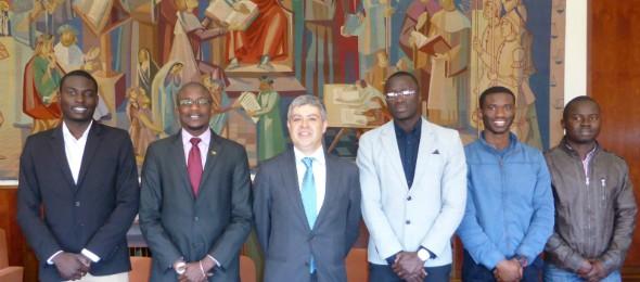 FDUL e Associação de Estudantes da Guiné-Bissau Lisboa celebram protocolo