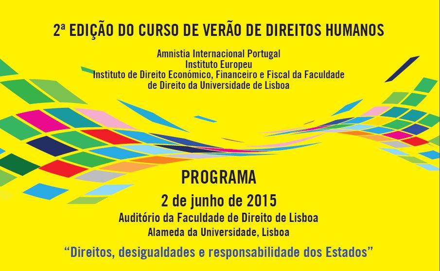 2 edicao curso de verao direitos humanos - IDEFF