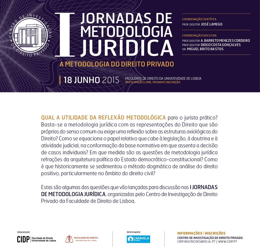 18 junho - Jornadas CIDP