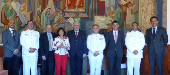 FDUL, Escola Naval, Instituto Superior Técnico e Centro Nacional de Cibersegurança celebram protocolo de cooperação