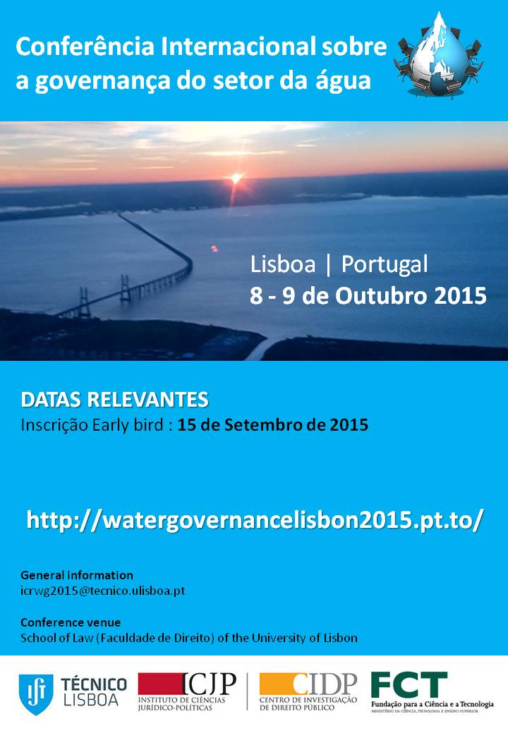 PT - water governance