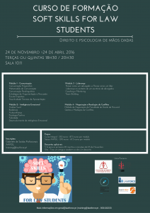 Cartaz softskills GSP
