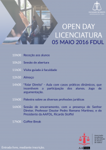 open day completo