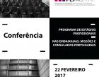 Conferência | Programa de Estágios Profissionais nas Embaixadas, Missões e Consulados Portugueses