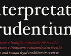 Call for Papers | Revista Interpretatio Prudentium